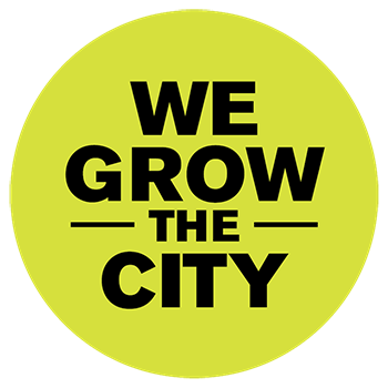 We Grow The City